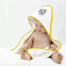 FC JUVENTUS Bademantel Triangolo Baby
