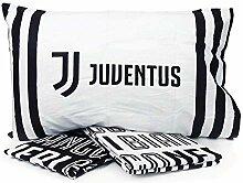 FC JUVENTUS Bettwäsche-Set für Einzelbett aus