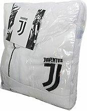FC Juventus Herren-Bademantel mit Kapuze, mit