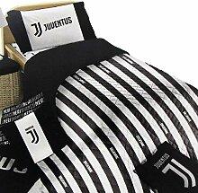 FC Juventus Steppdecke 1P aus Baumwolle 170 x 270