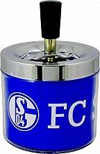 FC Schalke 04 Schleuderaschenbecher-Druck