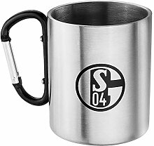 FC Schalke 04 Tasse / Kaffeebecher ** Emaille