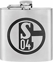 FC Schalke 04 Trinkflasche Gravur