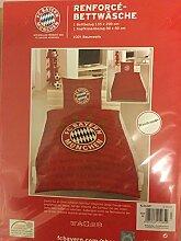 FCB FC Bayern München Fan Bettwäsche 135 x200cm