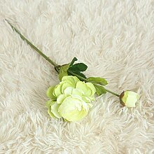 Fcostume Künstliche Gefälschte Western Rose