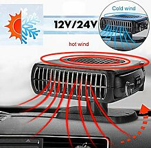 FCX-HEATER 12v Auto Heizlüfter, 150W Elektrische