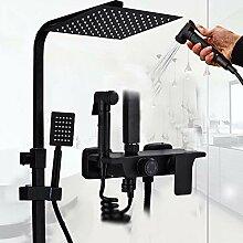 FCX-SHOWER Duschsystem mit Thermostat Regendusche