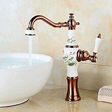 FCX-SHOWER Einhebel Bad Wasserhahn mit Keramisches