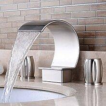 FCX-SHOWER Wasserfall Wasserhahn Badarmatur