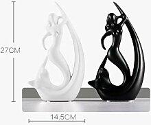 FCXBQ Nordic Skulptur Handwerk Dekoration