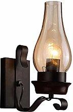 FDA3H E27 Wandlampe Wandleuchte Vintage Retro