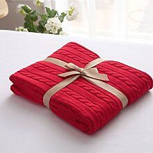 FDBF Home Cotton Knitted Soft Comfortable Classic
