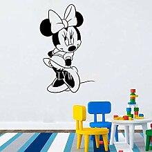 fdgdfgd Cartoon Pet Rat Wandaufkleber Kinderzimmer