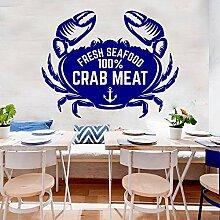 fdgdfgd Klassische kreative Krabbenwand