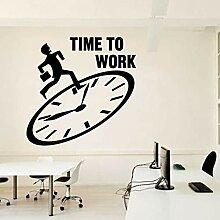 fdgdfgd Spaß kreative Büro Wandaufkleber Ideen