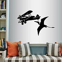 fdgdfgd Spaß kreative Flugzeug und Flugsaurier