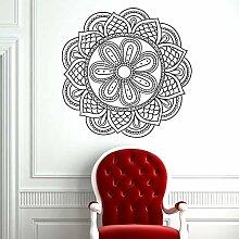 fdgdfgd Spaß kreative Mandala Blume Yoga