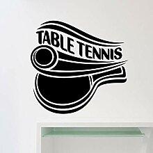 fdgdfgd Spaß kreative Tischtennis Logo