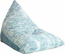 FDHLTR Lazy Couch Bohnen Tasche Nähen Balkon
