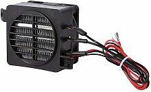 Fdit PTC Auto Lufterhitzer Heizlüfter 100 Watt 12