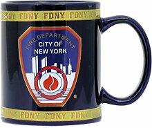 FDNY Kaffee-haferl Offiziell Lizenzierte von Die