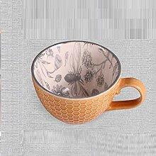 fdsgbdsff Keramik Tasse Keramik Tasse Chinesisches