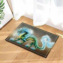 fdswdfg221 3D Phantasie Dekor EIS Geen Drachen von
