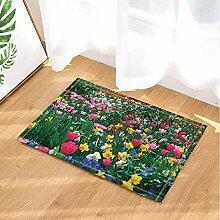 fdswdfg221 Blumen Kinderzimmer Dekor Tulpen und