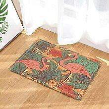 fdswdfg221 Vektor Muster Dekoration Flamingo Vogel