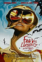 (Fear and Loathing in Las Vegas -) Film-Poster,