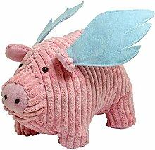 Febland Flying Pig Türstopper, Rosa