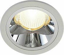 Fedor LED-Einbaustrahler 40° 3.000K 25,2W -