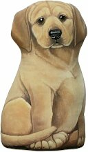 fedsly --- Hund Golden Labrador --- Tür Stopper