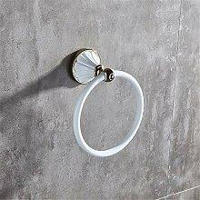 Feedpuoci Badezimmer Handtuchhalter Wandbehang