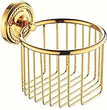 Feedpuoci Goldene Handtuchhalter Set