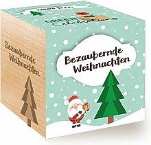 Feel Green Celebrations Ecocube, Weihnachtsbaum,