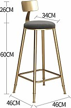 FEI Bar Chair Frühstück Stuhl Sponge Pad High
