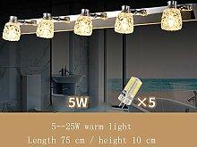 FEI LED Badezimmerspiegel Licht Badezimmer
