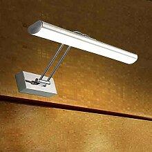 FEI LED Badezimmerspiegel Licht Promise Dimmen LED