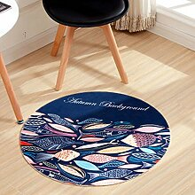 FEI Matten Teppiche Teppich Runder Teppich