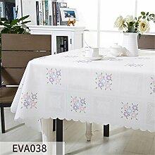 FEI Tischdecke Kunststoff Rechteckig Europäischen