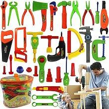 FEIDAjdzf Kinder-Spielzeug für 1 2 3 4 5 6, für