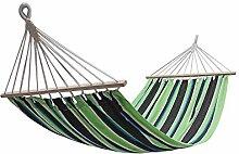 FEIFEI Hängematte Indoor Outdoor Schlafsaal Home Adult Erwachsene Schlafen Kinder Swing Schlafzimmer Leinwand Student Outdoor Hängematte Beach Camping Erholung Camping Hängematte ( Farbe : 6 )