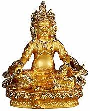 feiledi Trade Buddha-Skulptur, Buddha-Statue,