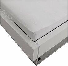 Feinbiber Spannbettlaken Matratzenschoner Wasserdicht Matratzenschutz inkontinenz Betteinlage Schutzbezug 160x200