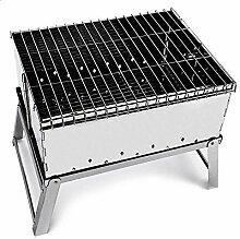 Feixiangge Outdoor Tragbare Barbecue Bar Edelstahl