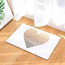 FeiXing158 Ananas fußmatte Bad küche Carpet