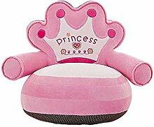 Feixunfan Babystuhl Prinzessin Baby Sofa Stuhl