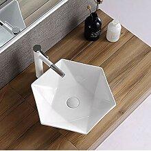 Feixunfan Waschbecken Schüssel Badezimmer