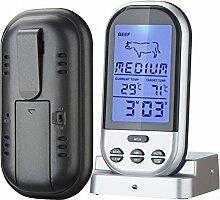 FeiyanfyQ Fleischthermometer mit Timer